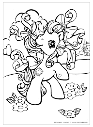 pony coloring pages coloring pages kids 8 free