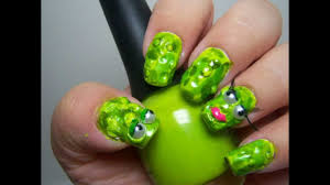 mr u0026 mrs pickle entry to professionaldq u0027s nail art contest 1st