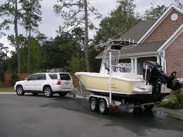 how much can a toyota tow toyota 4runner question the hull boating and fishing forum