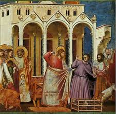 explusion of the money changers lent 3b st peter s episcopal