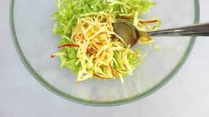 Celery Salad Celery Salad Recipe With Grated Apple Simple Tasty Good