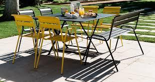 table de jardin fermob soldes table cargo table de jardin table jardin 8 personnes