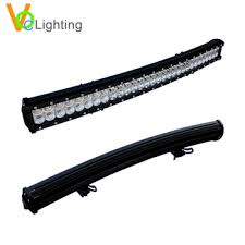 48 inch led light bar car parts 48 inch 288w off road auto led car light curved led light