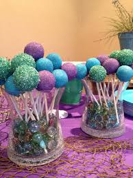 mermaid baby shower ideas the sea mermaid birthday party ideas cake pop cake and