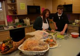 lots of reasons to give thanks today at rescue mission ronald