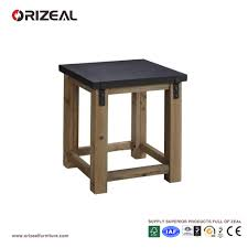 wood with metal product list