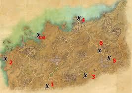 the rift ce treasure map alik r desert treasure map locations elder scrolls guides