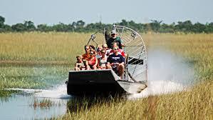 fan boat tours miami coopertown airboat tours miami wheretraveler
