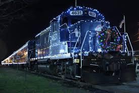 the most magical polar express train ride in georgia