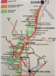 Map Of Burgundy France by The Road To Burgundy By Ray Walker American Girls Art Club In