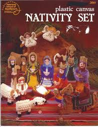nativity set 1 19 nativity pinterest plastic canvas