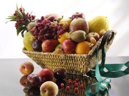 Fruit Gifts Luxury Fresh Fruit Gift Basket Christmas Hampers And Gift