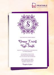 Invitation Designs 211 Best Wedding Invitation Templates Free Images On Pinterest