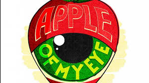 editorial idiom illustration apple of my eye skillshare projects