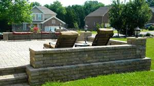 Raised Paver Patio Raised Paver Patio Lebanon Tn Gardens On