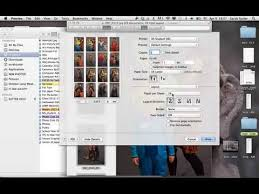 printing multiple jpg files on one page mac youtube