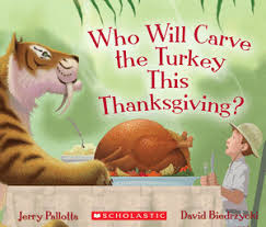 who will carve the turkey rowdy in room 300
