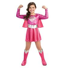 4t Halloween Costumes Super Hero Pink Halloween Costume Toddler Size 2t 4t