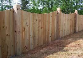 Backyard Fences Ideas Back Yard Fences Crafts Home