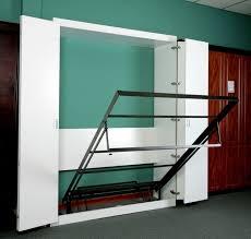 hideaway beds ikea 5 build murphy wall bed decor pinterest