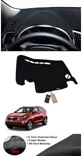 lexus dash mats australia xukey for 2011 2015 kia sportage r dashboard cover dashmat dash