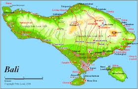 bali indonesia map maps of bali lombok by loud