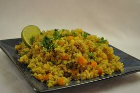 recipe quinoa pulao the healthy indian diet