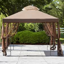 Replacement Canopy by Essential Garden Replacement Canopy For 10x10 Callaway Gazebo