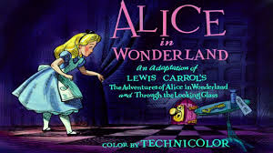 Alice Wonderland Alice Wonderland Main Title Eu