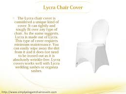 Simply Elegant Chair Covers A Quick List Of The Most Elegant Chair Covers