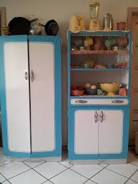 1950s Metal Kitchen Cabinets Upcycled Grandma U0027s Old Metal Cabinets From The 70 U0027s Into My New