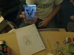 create your own card how to make your own trading card