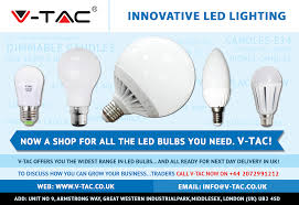 v tac innovative led lighting
