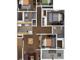 4 Bedroom Duplex Floor Plans Size Bedroom Pic Duplex Bedroom Full Furnished Apartment For