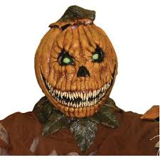 pumpkin mask pumpkin rot mask walmart