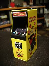find the joker cabinet lair of the dork horde the pac man video game cabinet candy tin