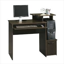 Office Desk Woodworking Plans Real Wood Computer Desk Sauder Sauder Edge Water Computer Desk In
