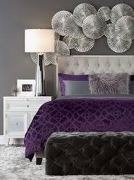 chambre violet chambre violette et inspirations et impressionnant chambre mur