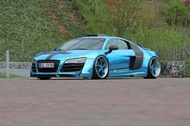 Audi R8 Upgrades - performance does the audi r8 up