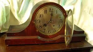 Mantel Clocks Antique Antique Winterhalder Hofmeier Napoleon Hat German Mantel Clock