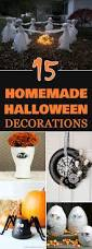 easy at home halloween decorations diytotry u201c 15 easy homemade halloween decorations u201d art