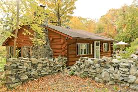 Tiny Home Tour Waterfront Cottage In Ny Styles Hgtv Stone And Log