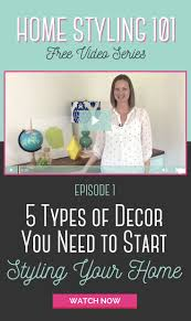 the 5 essential types of decor you need to style your home