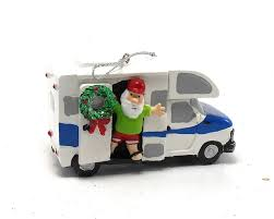 8 adorable rv ornaments to hang on your tree this