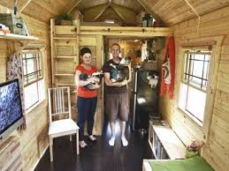 500 square foot tiny house chris and malissa tack tiny house business insider