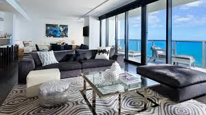 Beach Living Room by South Beach Accommodation W South Beach