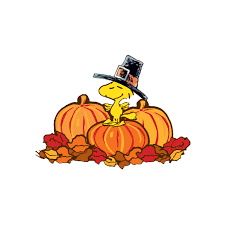 peanuts thanksgiving clipart clipartxtras