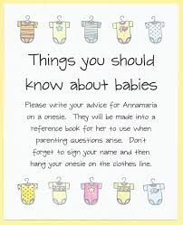 baby shower game things you should know about i u0027m going to make