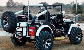 modified jeep 2017 willys modified jeep ks motors mandi dabwali