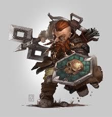pathfinder rpg dwarf hugh pindur on artstation at https www